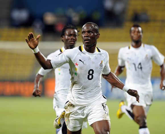 Emmanuel Agyemang Badu retires from Black Stars