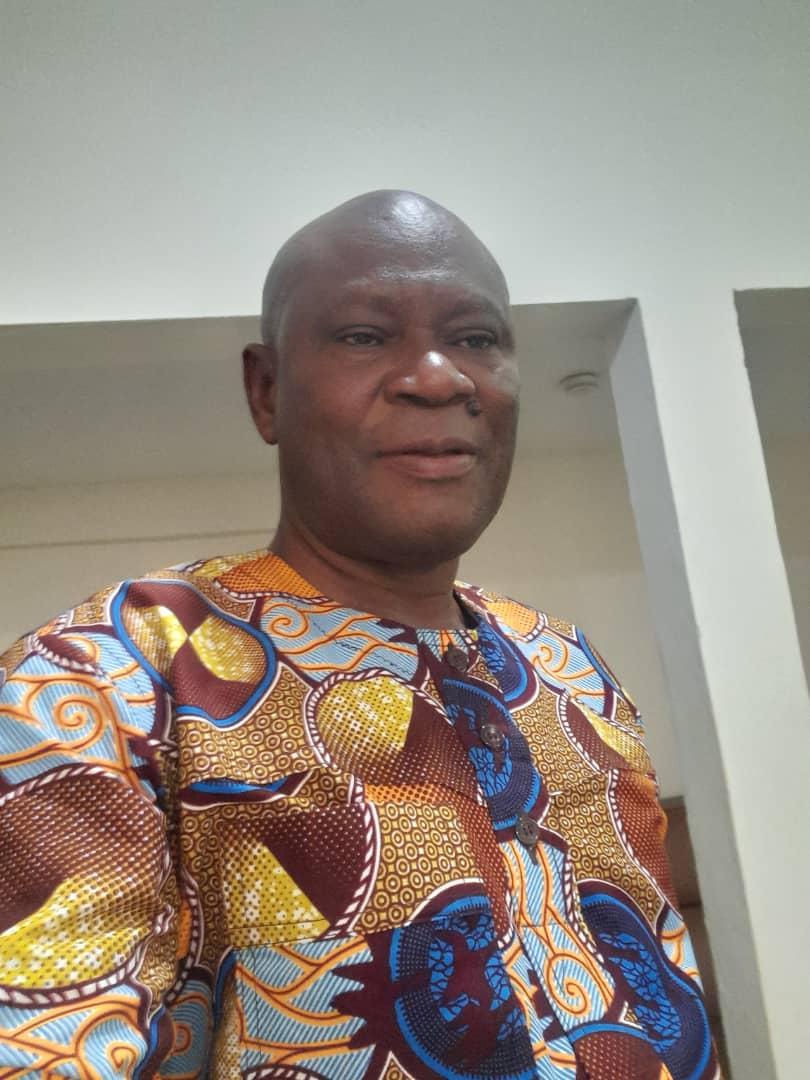 Mr Leo-Nelson Adzidogah, MCE, Akatsi South Municipal Assembly