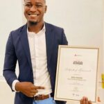 Bra Banie of Christian Vibes Gh Named Among Top 50 Ghanaian Bloggers