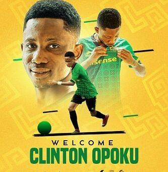 Clinton Opoku