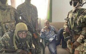 Coup d'etat in Guinea