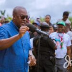 Ex- President Mahama embarks on Thank You Tour to the Middle belt of the country