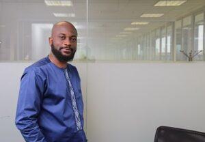 MTN Home Service, the Chief Marketing Officer for MTN Mr. Noel Kojo- Ganson