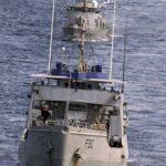 Ghana Navy Averts Pirate attack on fishing vessel AFKO  805