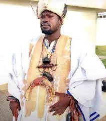 Sariky Tahirou Zaaki, Zongo Chief and President of Gomoa Akyempim Council of Zongo and Tribal Chiefs